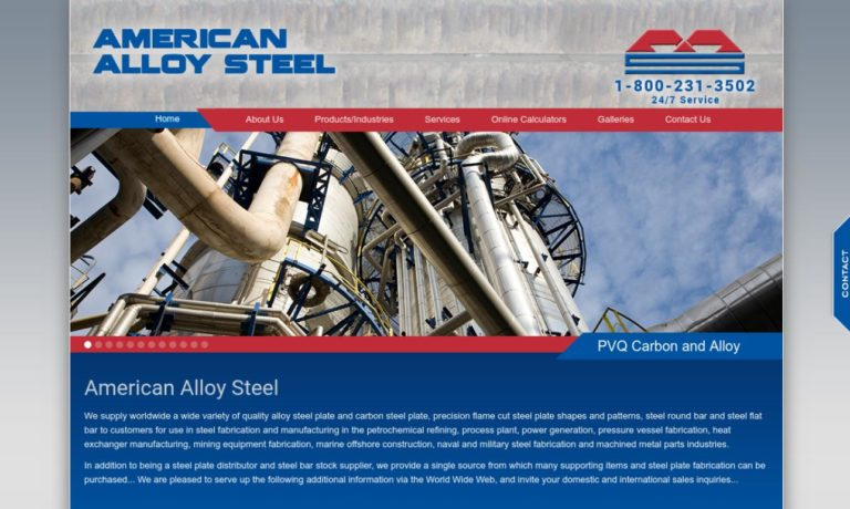 American Alloy Steel