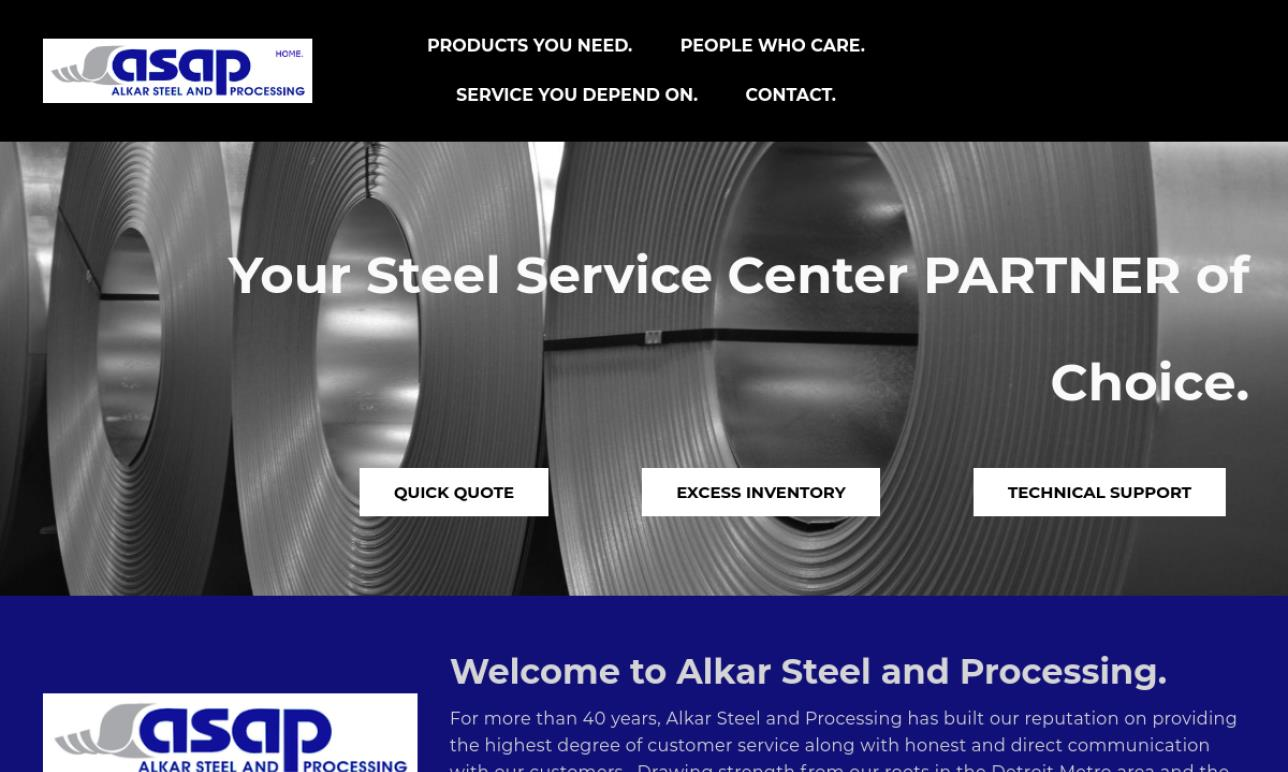 Alkar Steel and Processing