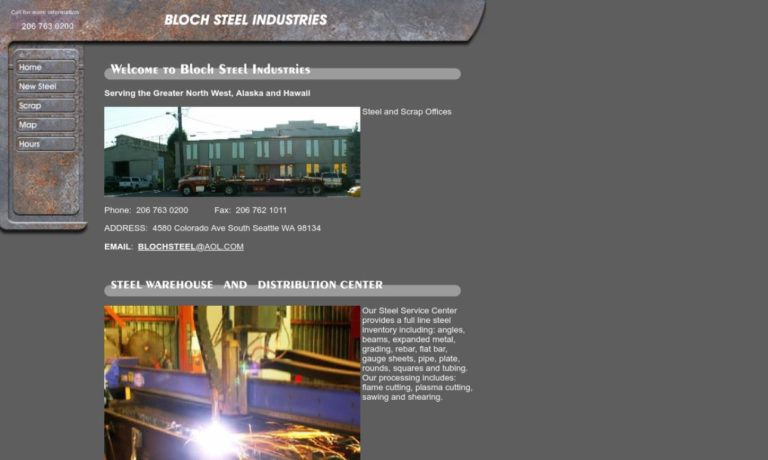 Bloch Steel Industries