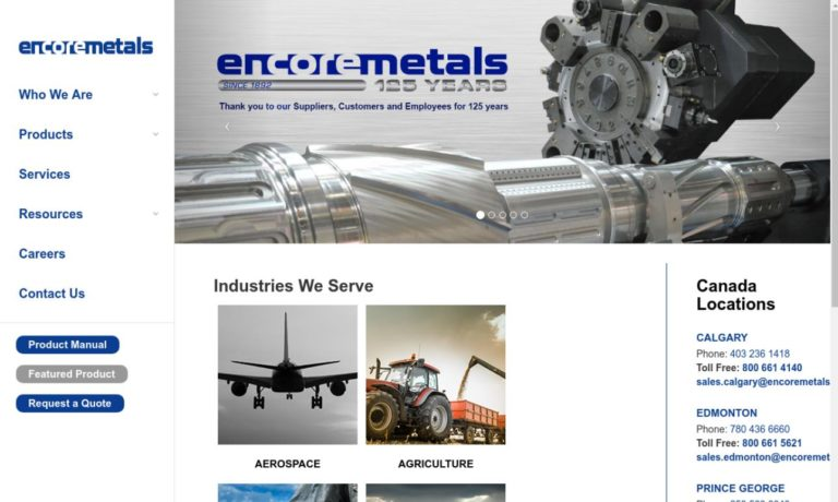 Encore Metals, Inc.