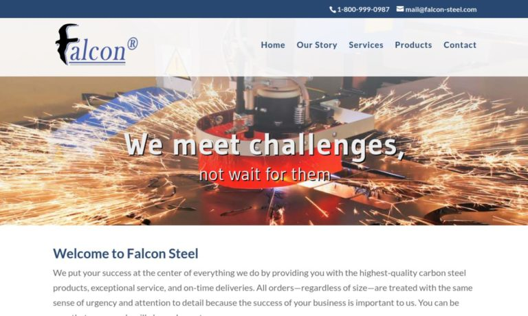 Falcon Steel, Inc.