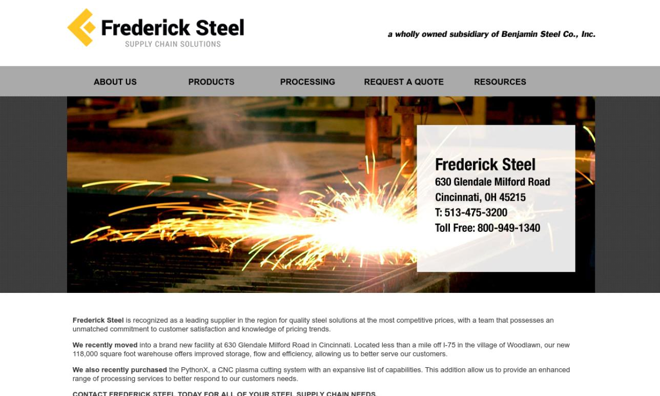 More Steel Service Center Listings