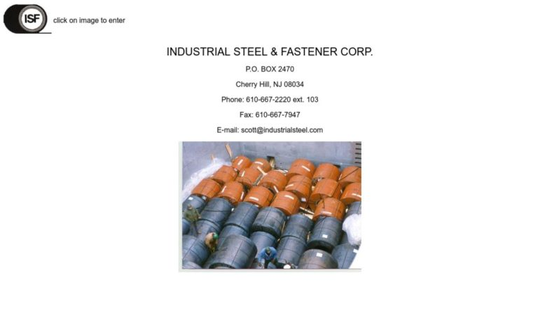 Industrial Steel & Fastener Corporation