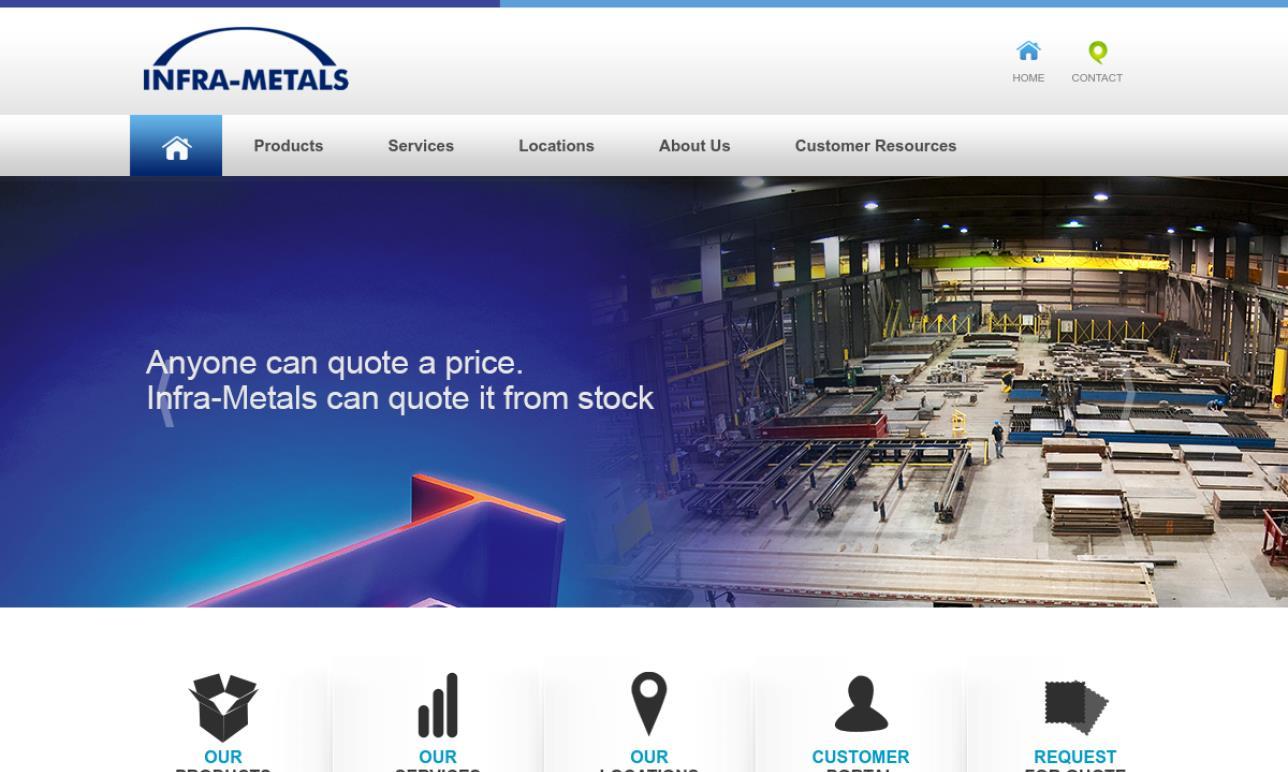 Infra-Metals Co.