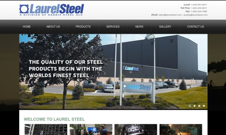 Laurel Steel