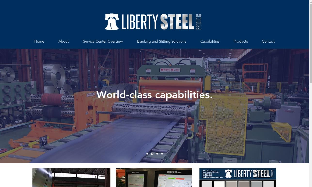 Liberty Steel Products