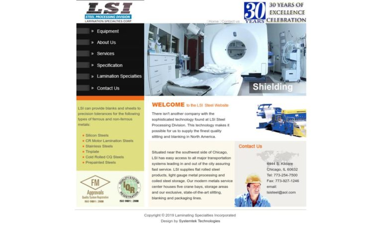 LSI Steel Processing Division