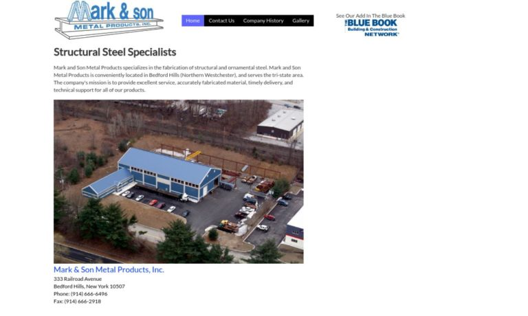 Mark & Son Metal Products, Inc.