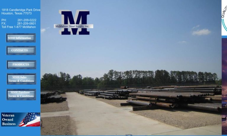 McMahon Steel Supply, Inc.