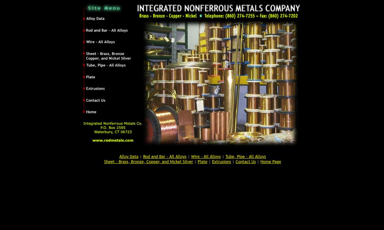 Integrated Nonferrous Metals Company