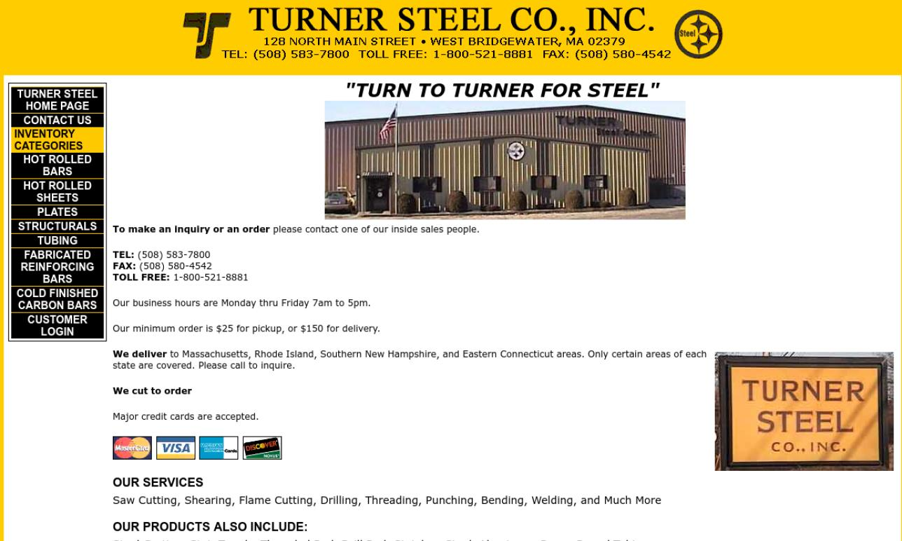 Turner Steel Co., Inc.