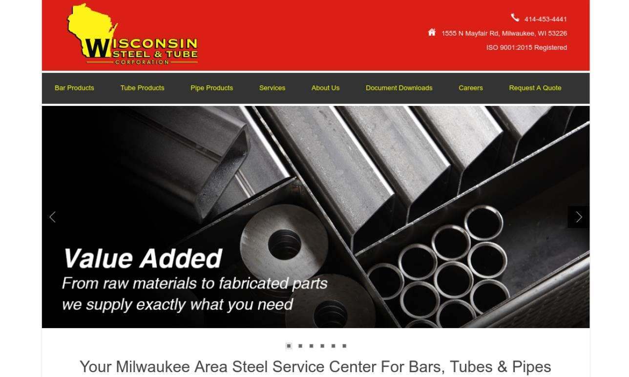 Wisconsin Steel and Tube Corporation