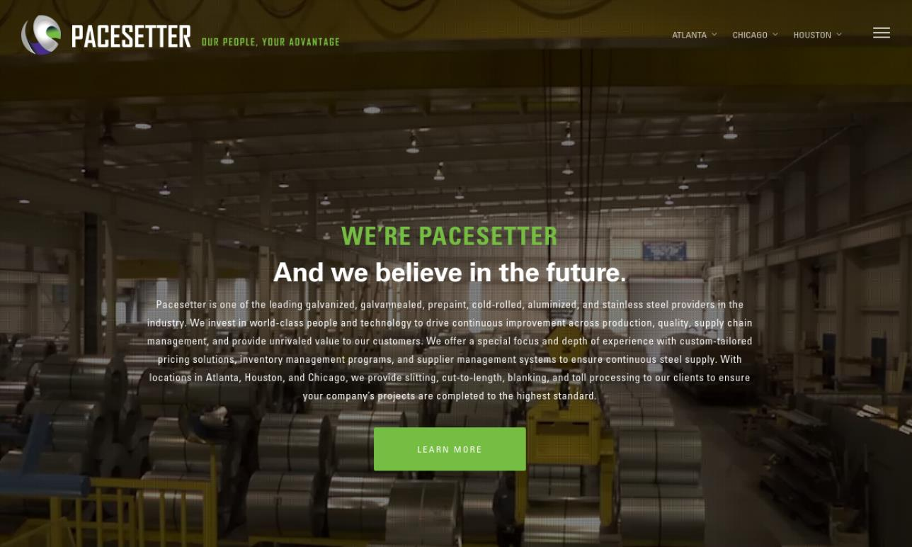 Pacesetter Steel Service, Inc.