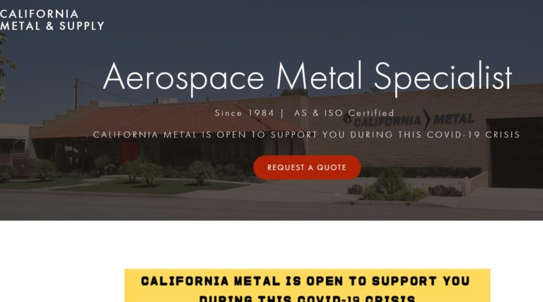 California Metal & Supply Inc.