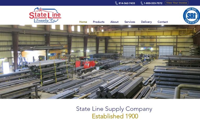 State Line Supply Co.