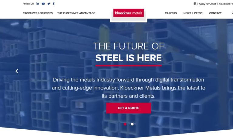 Kloeckner Metals Corporation